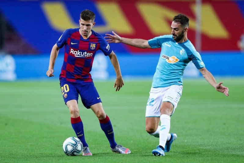 برشلونة ضد أوساسونا