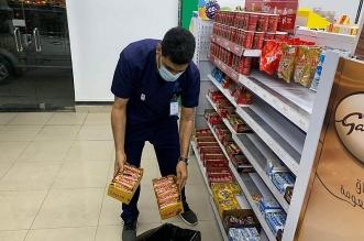 بلدية القطيف تصادر 1500 كيلوجرام من الأغذية غير الصالحة للاستهلاك