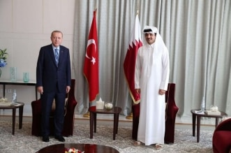 تركيا وقطر