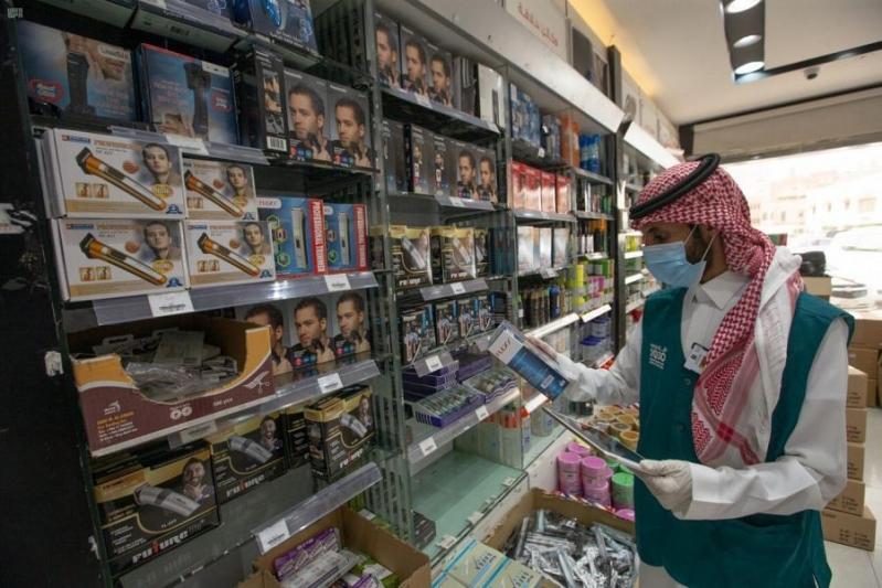 موارد الرياض تحرر 53 مخالفة وتضبط 44 مخالفًا لنظام العمل
