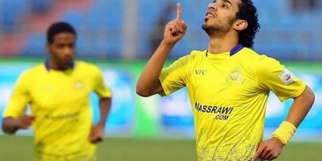 لاعبو النصر يدعمون خالد الزيلعي