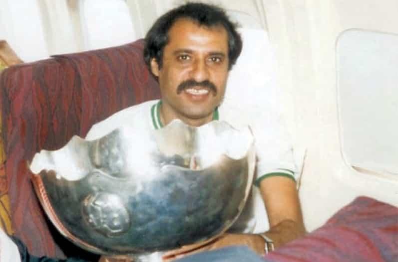 خليل الزياني ضمن أعظم المدربين في تاريخ كأس آسيا