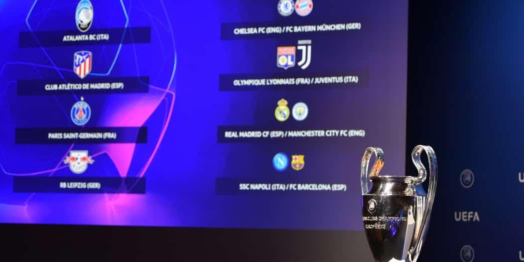 يويفا يعلن مواعيد مباريات دوري أبطال أوروبا 2020