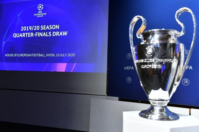 نتائج قرعة دوري أبطال أوروبا 2020
