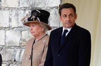 رئيس فرنسا السابق نيكولاس ساركوزي: ارتعدت خوفًا من الملكة إليزابيث - المواطن