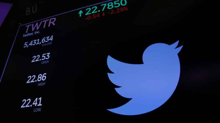 سهم تويتر ينخفض 4% بسبب القرصنة