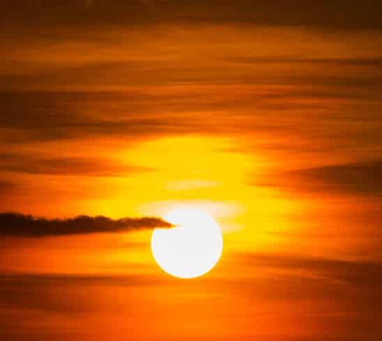 طقس شديد الحرارة ورياح نشطة على 6 مناطق