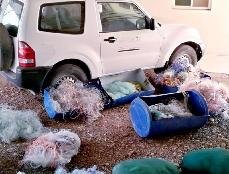 ضبط 21 مخالفًا لنظام صيد الأسماك في جدة ورابغ 4