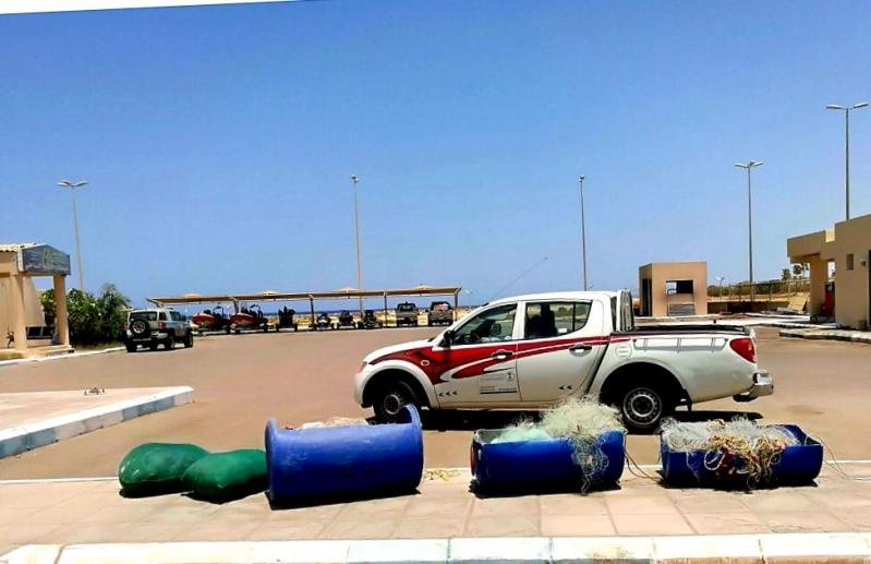 ضبط 21 مخالفًا لنظام صيد الأسماك في جدة ورابغ