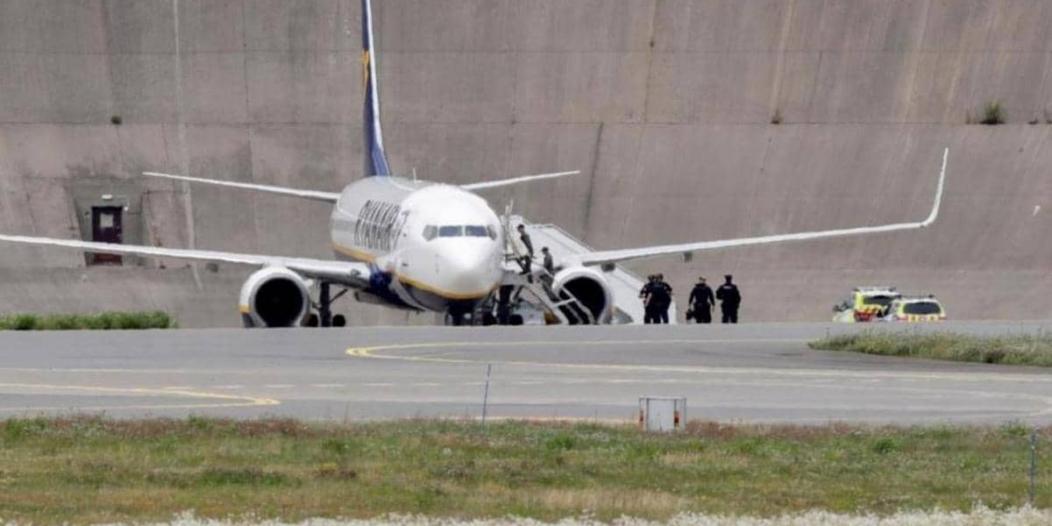 هبوط اضطراري لطائرة في أوسلو بسبب إنذار قنبلة!