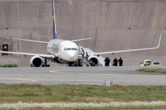 هبوط اضطراري لطائرة في أوسلو بسبب إنذار قنبلة! - المواطن