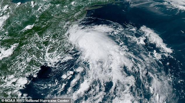 عاصفة استوائية بسرعة 50 ميلًا تضرب نيويورك اليوم