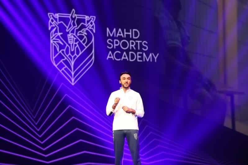 وزير الرياضة يُطلق أكاديمية مهد: جا الوقت لصناعة أبطال نفخر بهم