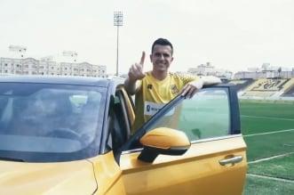حارس المرمى البرازيلي مارسيلو غروهي