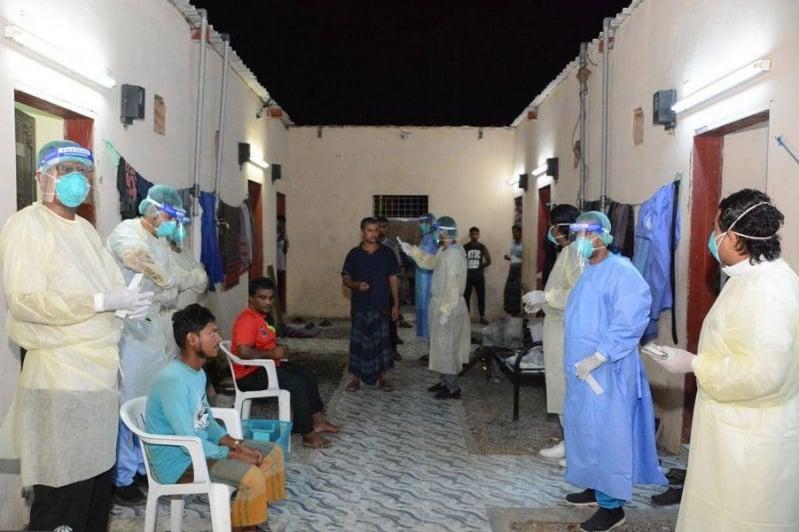 الصحة: حالات التعافي من كورونا 262.959 وإجمالي الوفيات 3338