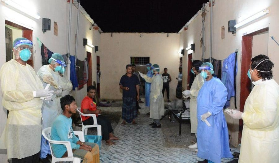 تسجيل 551 حالة كورونا جديدة و28 وفاة وتعافي 1078