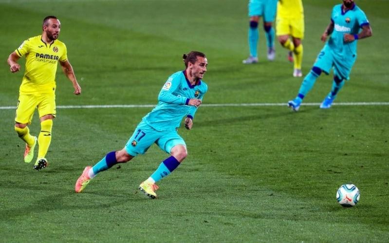 فياريال ضد برشلونة .. البارشا يستعيد نغمة الانتصارات برباعية