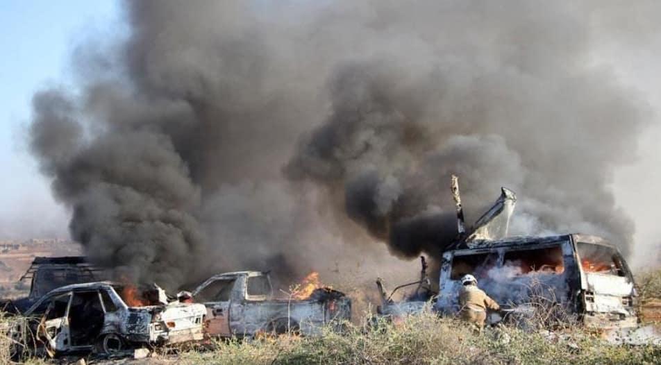 مقتل وإصابة 107 جنود من مرتزقة أردوغان في سوريا