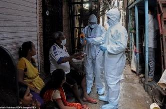 الهند تسجل أكثر من 200 ألف إصابة بـ كورونا في يوم واحد - المواطن