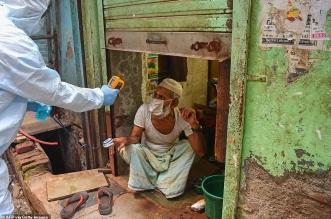 الهند الثانية عالميًا في عدد إصابات كورونا - المواطن
