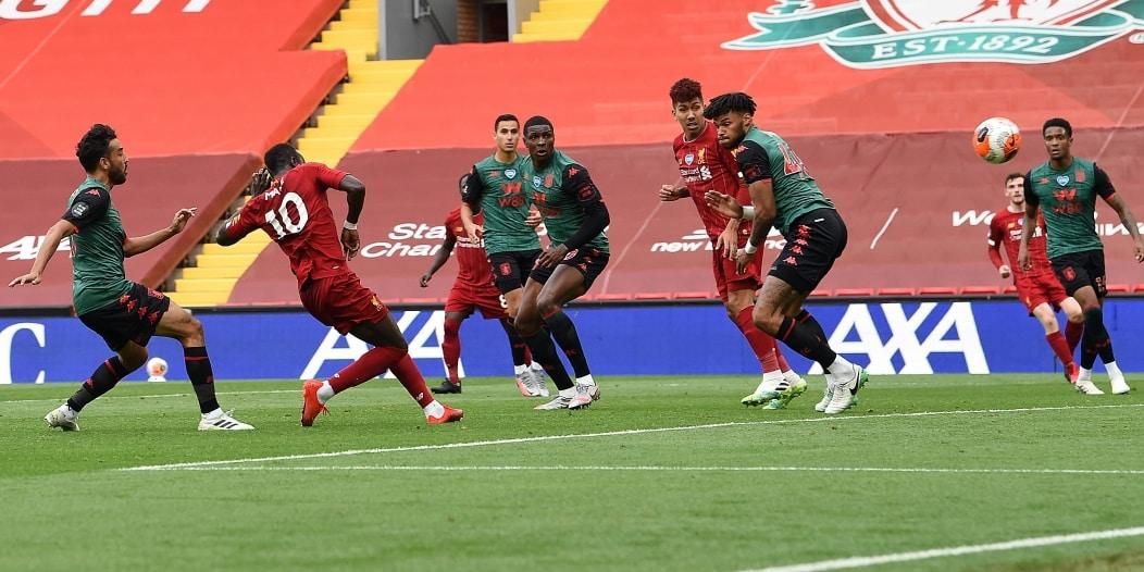 ليفربول ضد أستون فيلا .. الريدز ينتفض ويفوز بثنائية