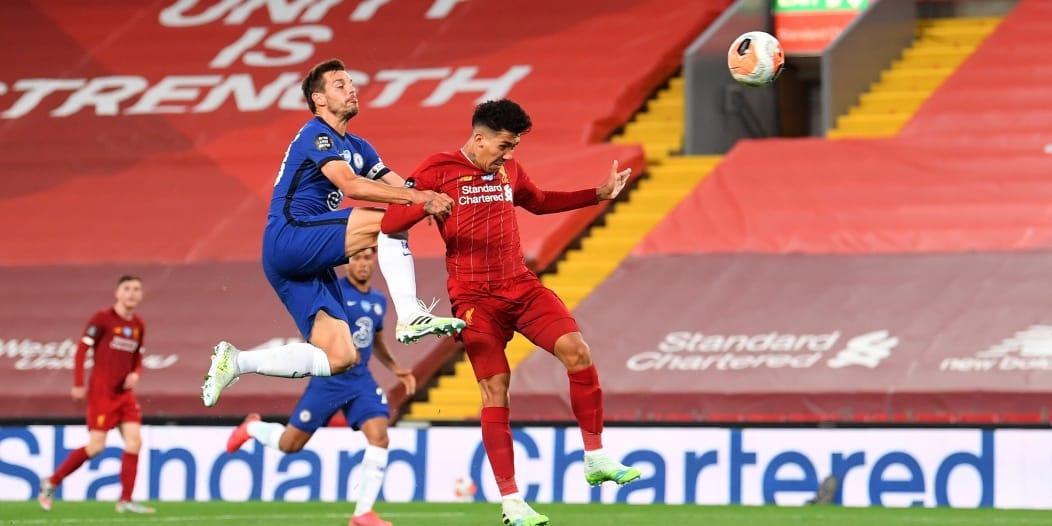 ليفربول ضد تشيلسي .. فيرمينيو يُنهي العقدة وتخصص أرنولد الأبرز