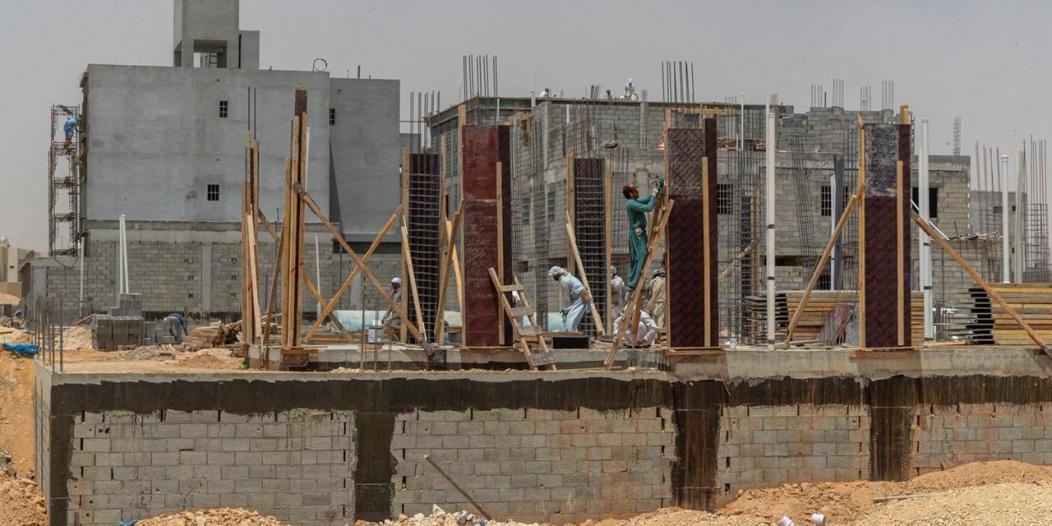 مستفيدو سكني يواصلون بناء 1377 قطعة أرض في مخططدرة الجبيلة