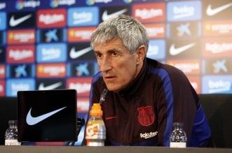 مدرب برشلونة كيكي سيتين