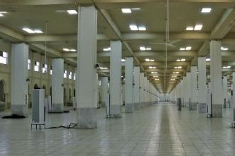 مسجد نمرة يترقب الحجيج مع بزوغ شمس يوم عرفة - المواطن
