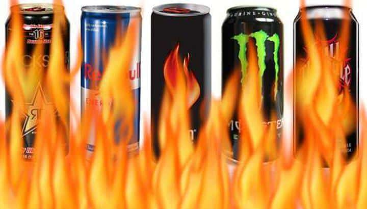 تحذير جديد : مشروبات الطاقة تسبب اضطرابات القلب