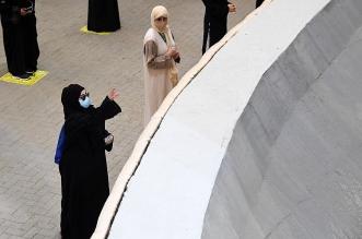 قائد منشأة الجمرات: راعينا التباعد المكاني للحجاج أثناء الرمي - المواطن