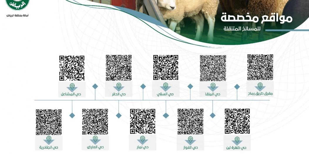 ٦٣ مسلخًا ومطبخًا تستقبل الأضاحي في الرياض