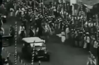 فيديو.. لحظة دخول موكب الملك عبدالعزيز مكة قبل 92 عامًا - المواطن