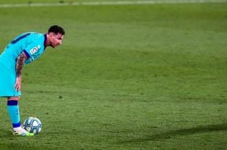 ميسي مع Barcelona