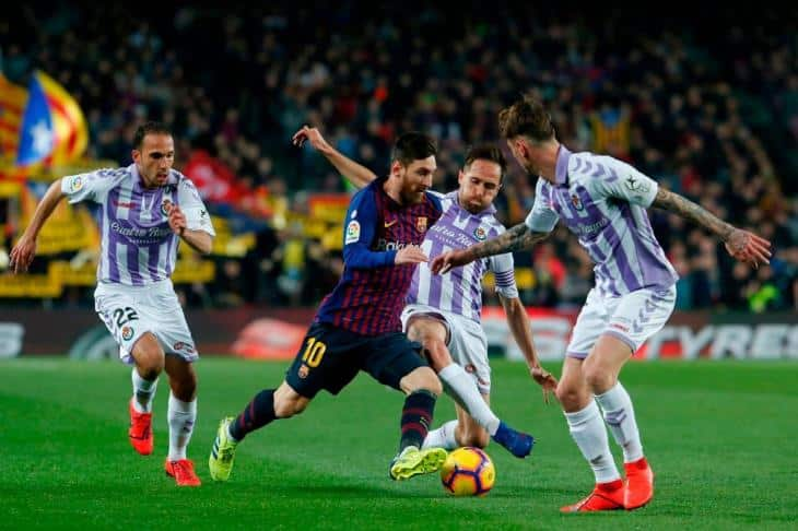 موعد مباراة بلد الوليد ضد برشلونة