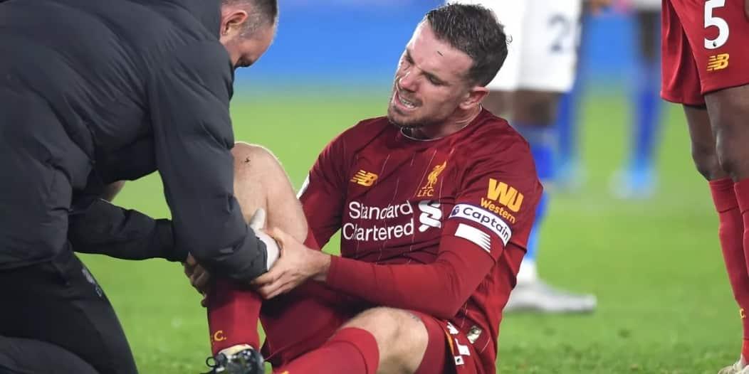 تفاصيل إصابة هندرسون في مباراة برايتون ضد ليفربول