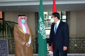 فيصل بن فرحان يبحث في المغرب تعزيز العلاقات الثنائية - المواطن