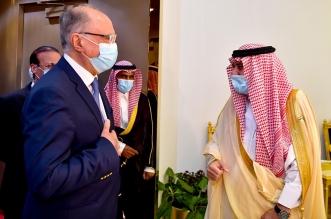 وفد عراقي برئاسة نائب رئيس مجلس الوزراء يصل الرياض لبحث تعزيز التعاون المشترك - المواطن