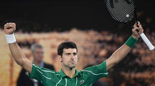 شفاء نجم التنس الصربي نوفاك دجوكوفيتش من كورونا