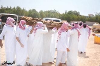 لقطات من تشييع جثمان فقيد الإعلام فهد العبدالكريم - المواطن