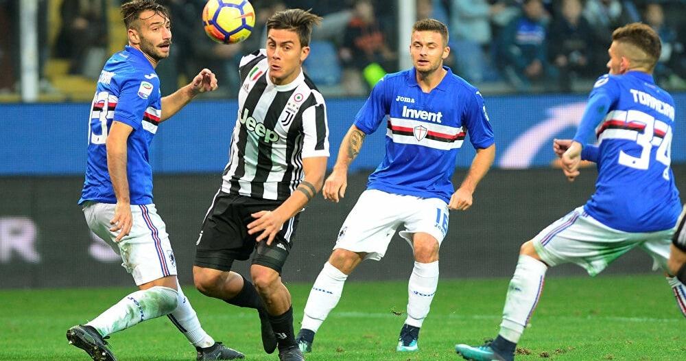 الفوز سيحسم الدوري الإيطالي لـ يوفنتوس ضد سامبدوريا رسميًا
