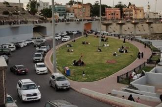 القبض على مواطن قاد مركبته بطريقة متهورة في عسير - المواطن