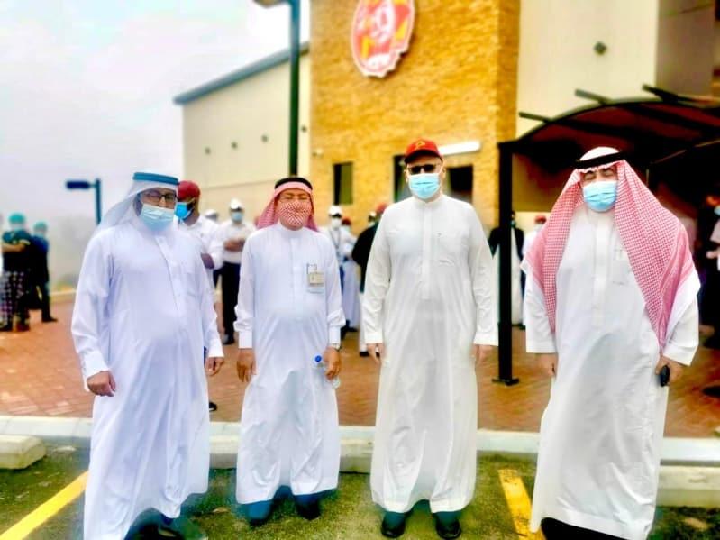 قبل العيد.. افتتاح فرع البيك في منطقة الباحة