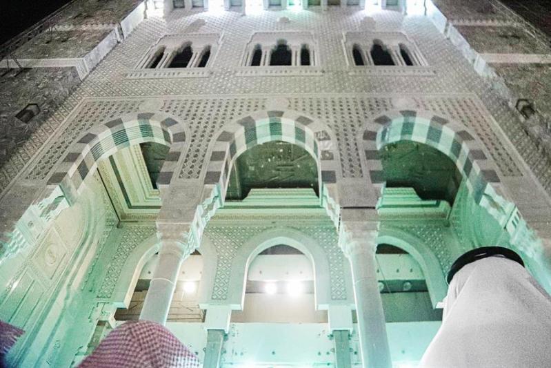 السديس يتفقد جاهزية باب الملك عبدالعزيز بالحرم المكي استعداداً لموسم الحج