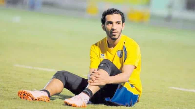 خالد الزيلعي يشكر لاعبي النصر