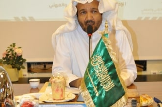 فيصل كدسة مدير عام التدريب التقني والمهني بمنطقة مكة المكرمة