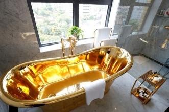 فيديو.. فيتنام تفتتح أول فندق مطلي بالذهب في العالم - المواطن