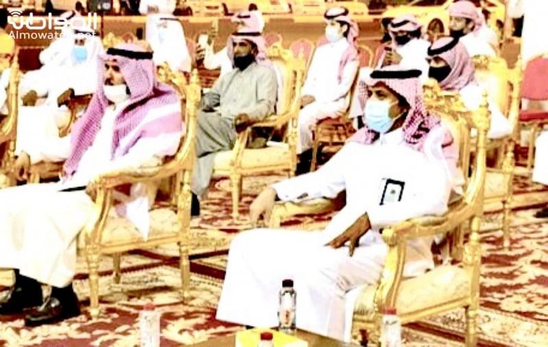 فيديو.. 3 شعراء ومنشد يحيون ثاني أمسيات صيف أحد رفيدة - المواطن