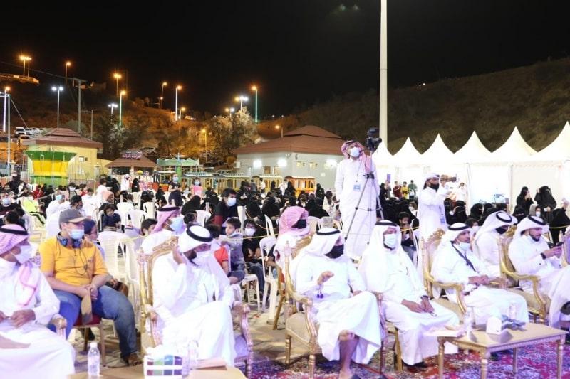 أكثر من 9 آلاف زائر لـ وسام البادية في المندق - المواطن