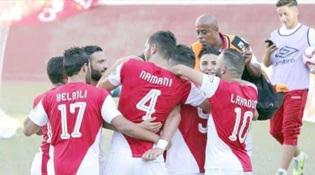 شباب بلوزداد بطلًا لـ الدوري الجزائري 2020 بعد إلغائه